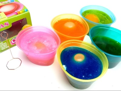 PAAS Easter Egg Color Cups DIY Set - Decorating Easter Eggs