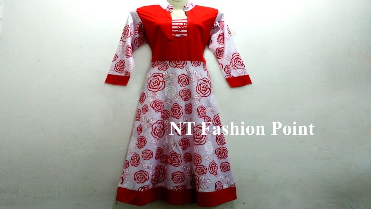 See how to create a new Baisakhi dress 1424 (DIY-1) full video ▶▶ NT Fashion Point