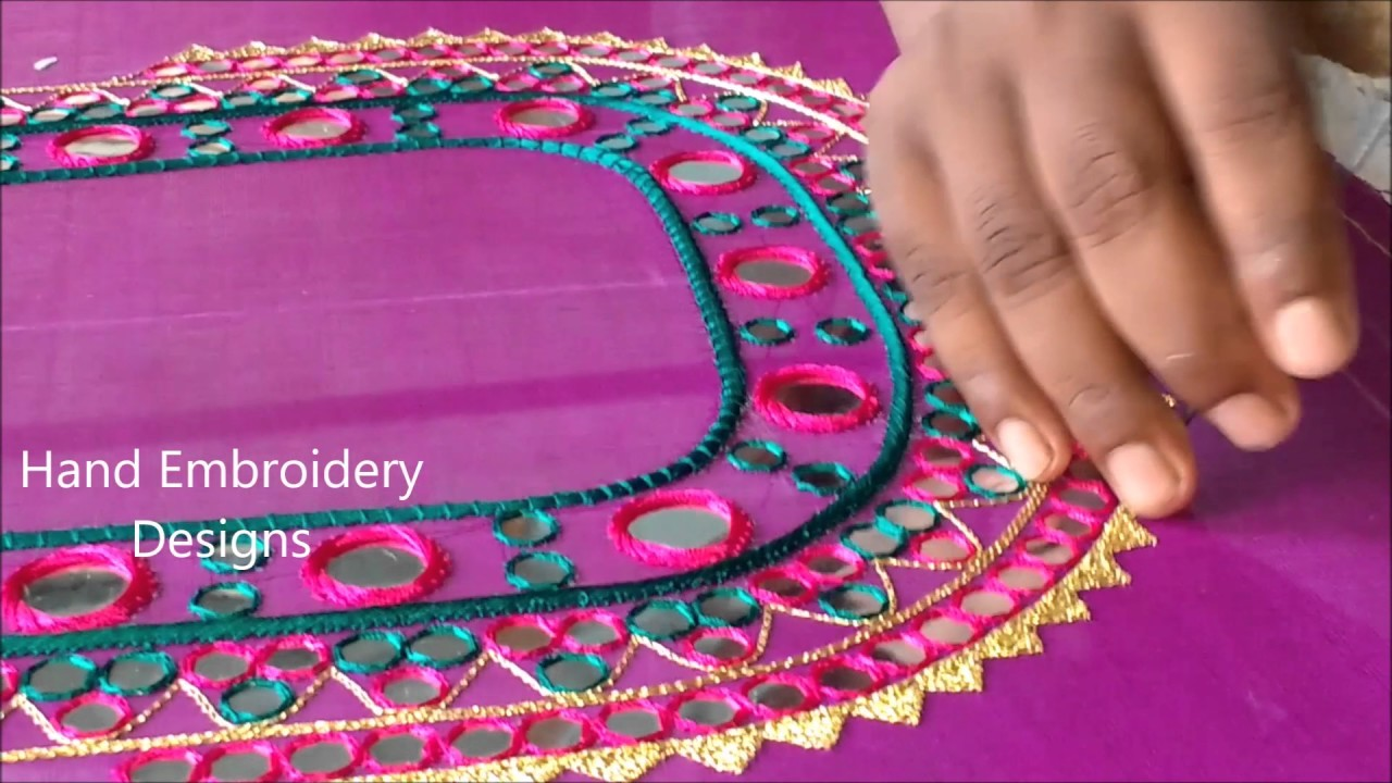 Hand Embroidery Tutorial For Beginners Basic Embroidery Stitches