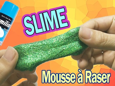 How To Make Fluffy Slime without Shaving Cream and Contact Solution! No Foaming Hand Soap - No Borax