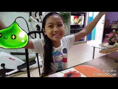 HOW TO MAKE SLIME (FILIPINO EDITION)