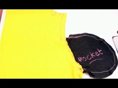 Kurta. Kurti  Pocket Making (DIY)