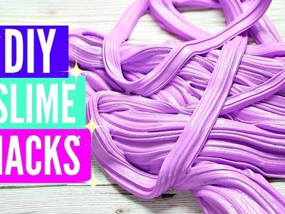 21 DIY Slime Hacks Everyone NEEDS To Know!