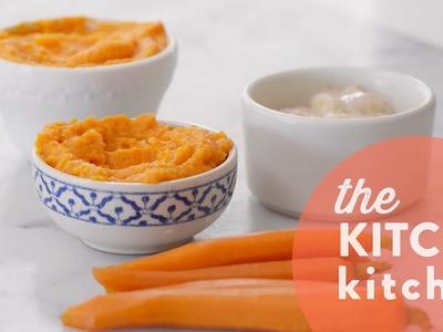 DIY Baby Food with Modamob. Living Deliciously