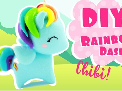 ♡ DIY RAINBOW DASH Charm!! ♡ | Kawaii Friday