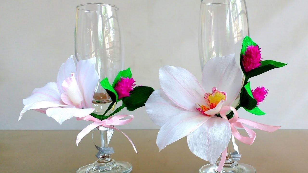 Diy Tutorial Toasting Glasses for Weddings, Celebration
