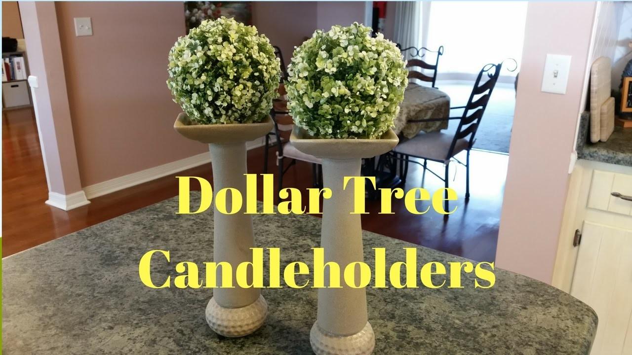dollar tree diy candleholders. Black Bedroom Furniture Sets. Home Design Ideas