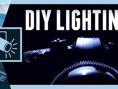 EPIC Product Reveal - DIY Lighting Tutorial | Cinecom.net