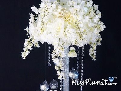 How To DIY Tutorial: Star Bright Wedding Centerpiece!