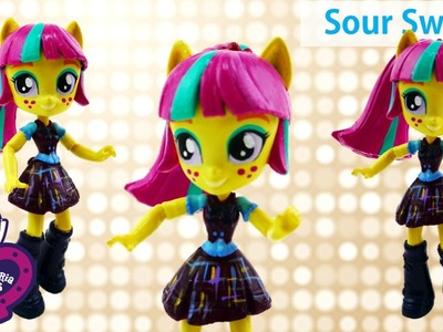 My Little Pony Sour Sweet Shadowbolts Friendship Games Equestria Girls Minis DIY Custom