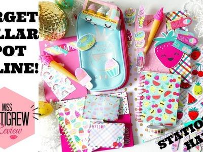 *ON SALE* Target Dollar Spot Haul ♡ NOW ONLINE! || Planner Stash + Cutest Stationary!