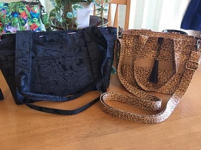 Part One  Organizer Bag