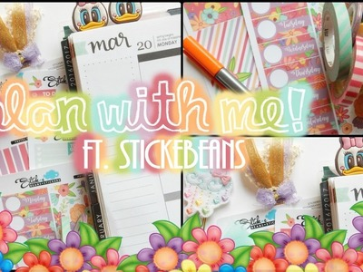 Plan with Me! Mar. 20-26 in my Erin Condren Life Planner