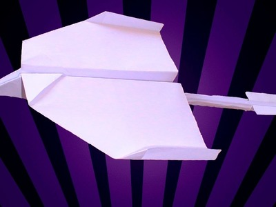 Best Paper Planes - How To Make a Paper Airplane That Flies For a Long Time