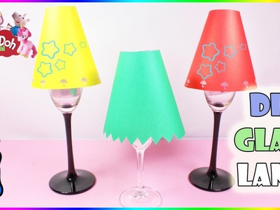 DIY Paper Lampshade | Straw Project Ideas | How To Make Lamp