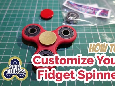 How to Customize a Fidget Spinner for Under $15 | Spin-Things