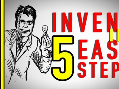 how to invent something to make money