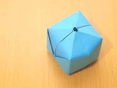 How to make a easy paper balloon ????
