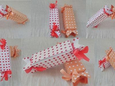 How to make Paper Chocolate Box | Paper Chocolate Box | Gift Box