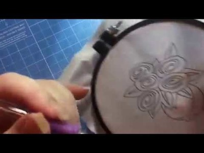How to Punch Needle Embroidery