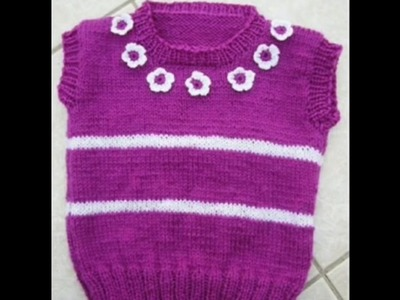 New Sweater Design for Kids in Hindi : Knitting Pattern -woolen sweater designs for Handmade Sweater