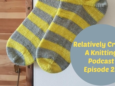 Relatively Crafty: A Knitting Podcast (22)