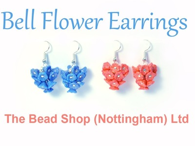 Bell Flower Earrings : DIY