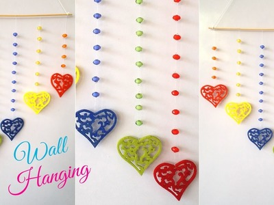 DIY Crafts for Room Decor - Wall Hanging for home Decoration -  Room Decorating Ideas for Teenagers!