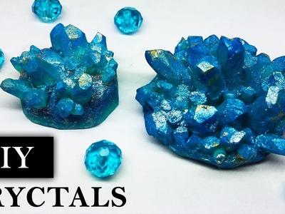 DIY Crystals - Polymer Clay Tutorial