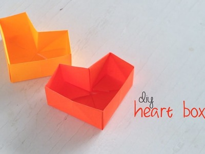 DIY: Heart Box