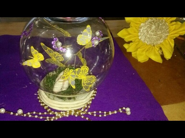 Diy Home Decor Craft Ideas For The Summer Flying Butterfly2017