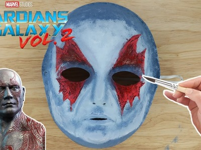 DIY: How To Make A Groot Mask From Guardians Of The Galaxy ???? crafts (Tutorial Video) ???? Crafty Kids