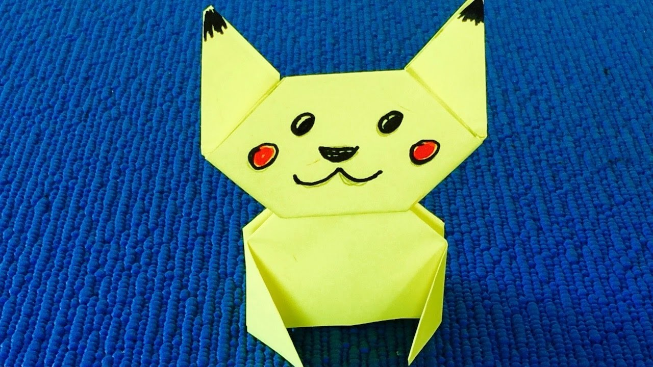 Very Cool Easy Origami