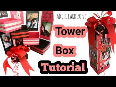 Full Tutorial on Box Card | Best Handmade Gift | Easy DIY Box |