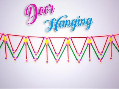 How to make Beads Toran | Door hanging | bandhanwar | DIY | Artkala 174