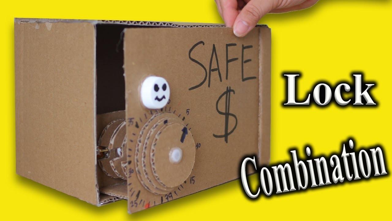 Diy Crafts Piggy Bank Box