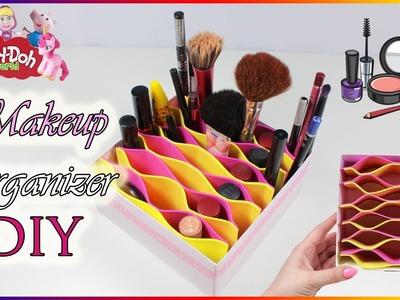 Makeup Organizer Eva Foam DIY | How To Make Makeup Bag | Jewelry Organizer