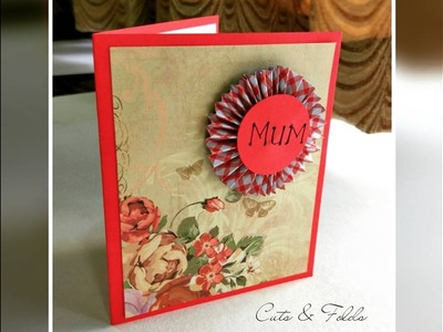Mother's Day Card | Easy Tutorial | HandMade | DIY