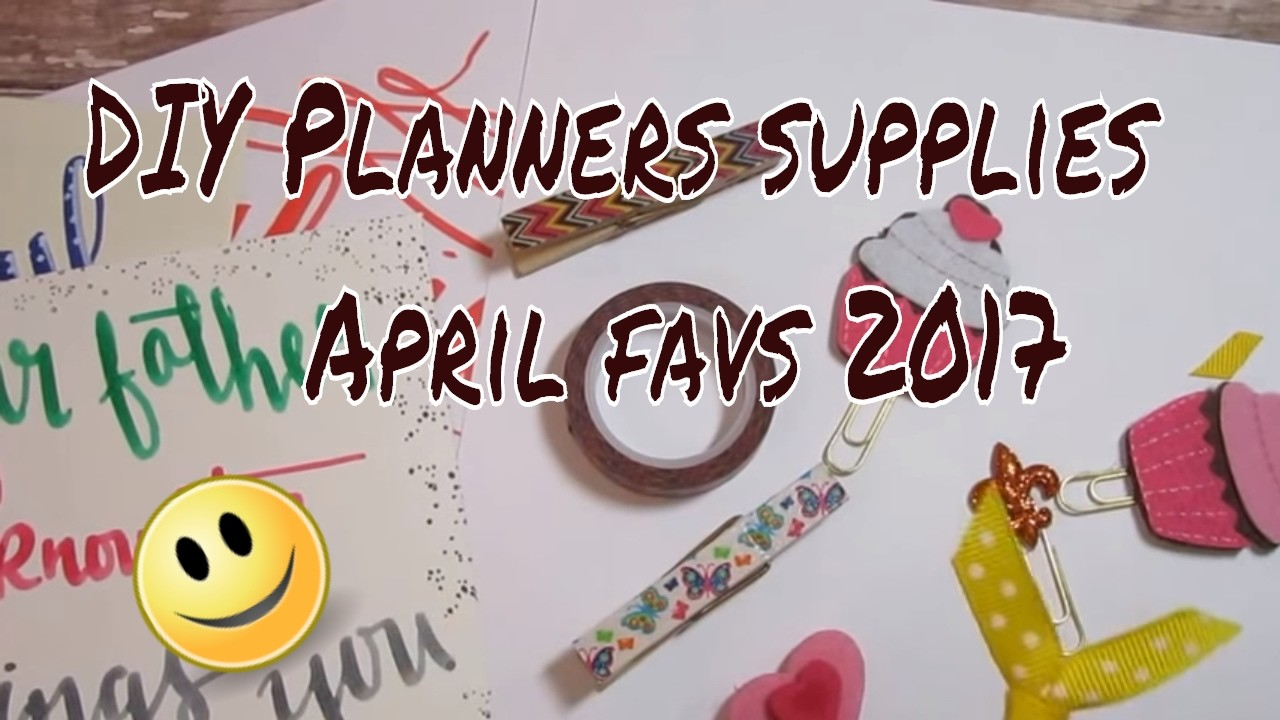 my favorite things for april 2017 planner edition plus. Black Bedroom Furniture Sets. Home Design Ideas