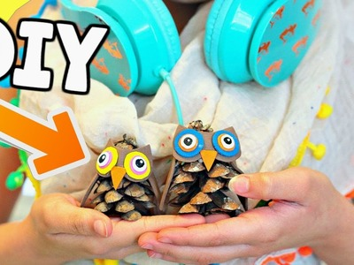 SUPER CUTE OWL CRAFT FOR KIDS YOU NEED TO TRY!! 5 minute kids craft