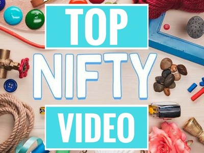 BEST HACKS & DIY NIFTY THIS WEEK-BUZZFEED NIFTY-FACEBOOK NIFTY-ThisIsNiftyGram