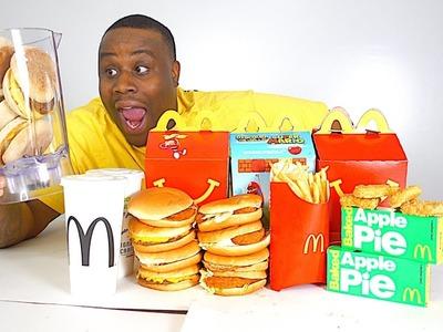 DIY McDonalds SMOOTHIE (100,000 + CALORIES)