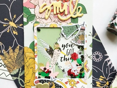 DT project for The Planner Society April Kit