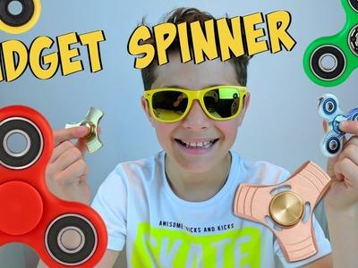 Fidget Spinner + DIY | Lançamento 2017