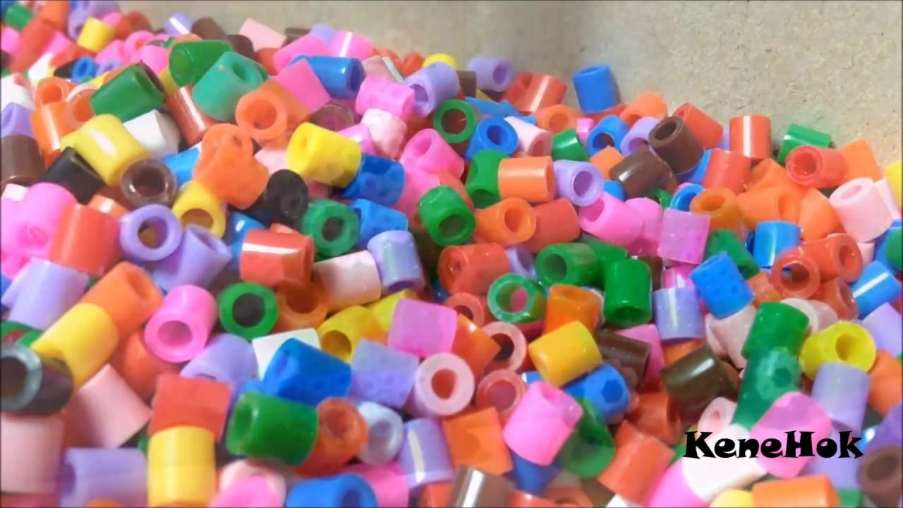 하마 구슬 Hama Beads   KeneHok