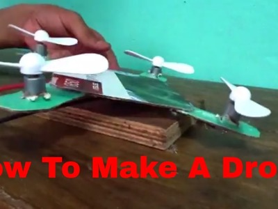 How To Make A  RC Drone | Drone | Shijan Therainbow