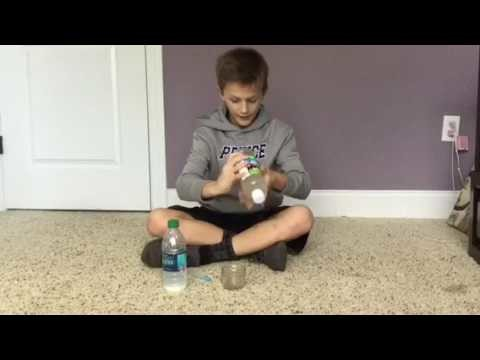 how to make clear slime