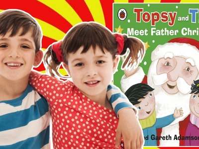 Topsy and Tim: Meet Father Christmas - Book Reading For Kids ???????? Wildbrain Toy Club - Fun For Kids!