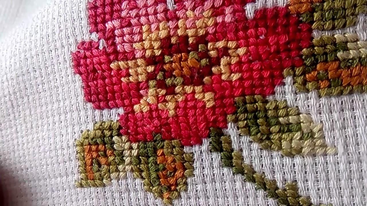 34-Cross stitch and double cross stitch(Hindi.Urdu)
