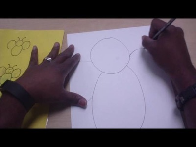 Art Lessons For Kids: Drawing Animals With Simple Shapes